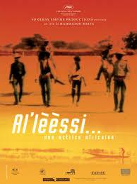 Al' lèèssi, une actrice africaine